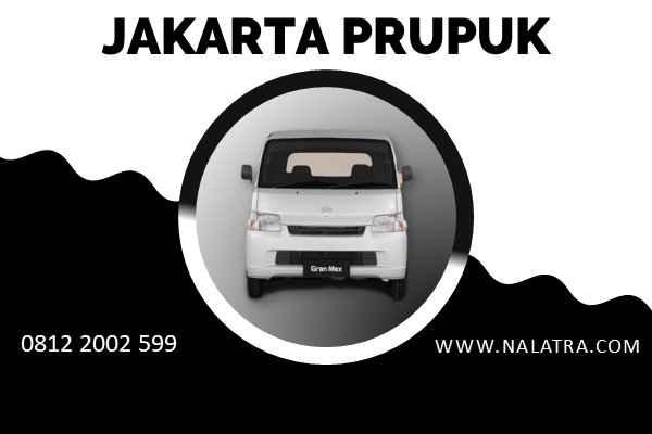 TRAVEL DOOR TO DOOR JAKARTA PRUPUK