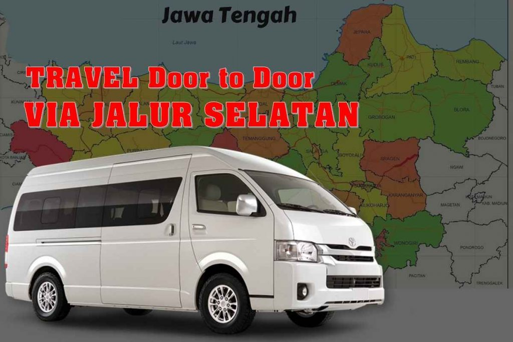 TRAVEL DOOR TO DOOR JALUR SELATAN NALATRA