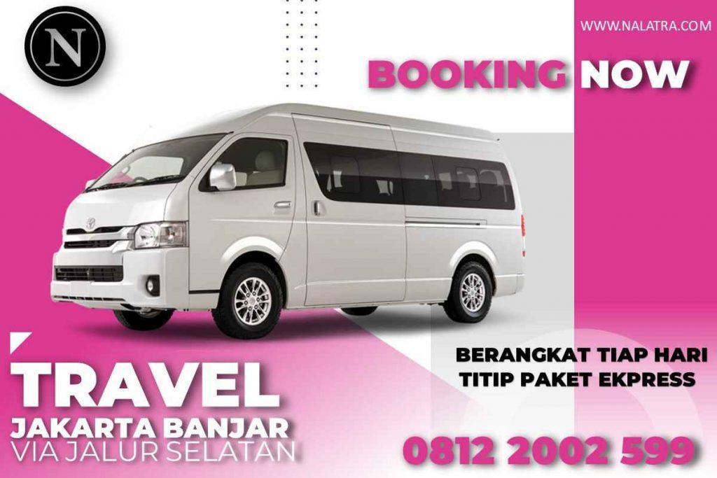 travel Jakarta Banjar PP murah