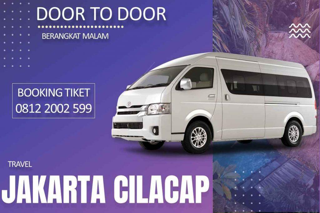 travel Jakarta Cilacap Murah