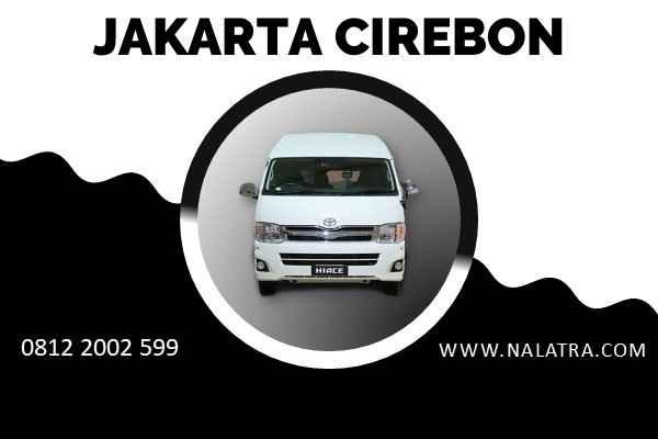 travel door to door jakarta CIREBON