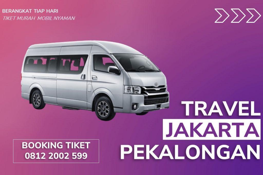 travel Jakarta Pekalongan murah