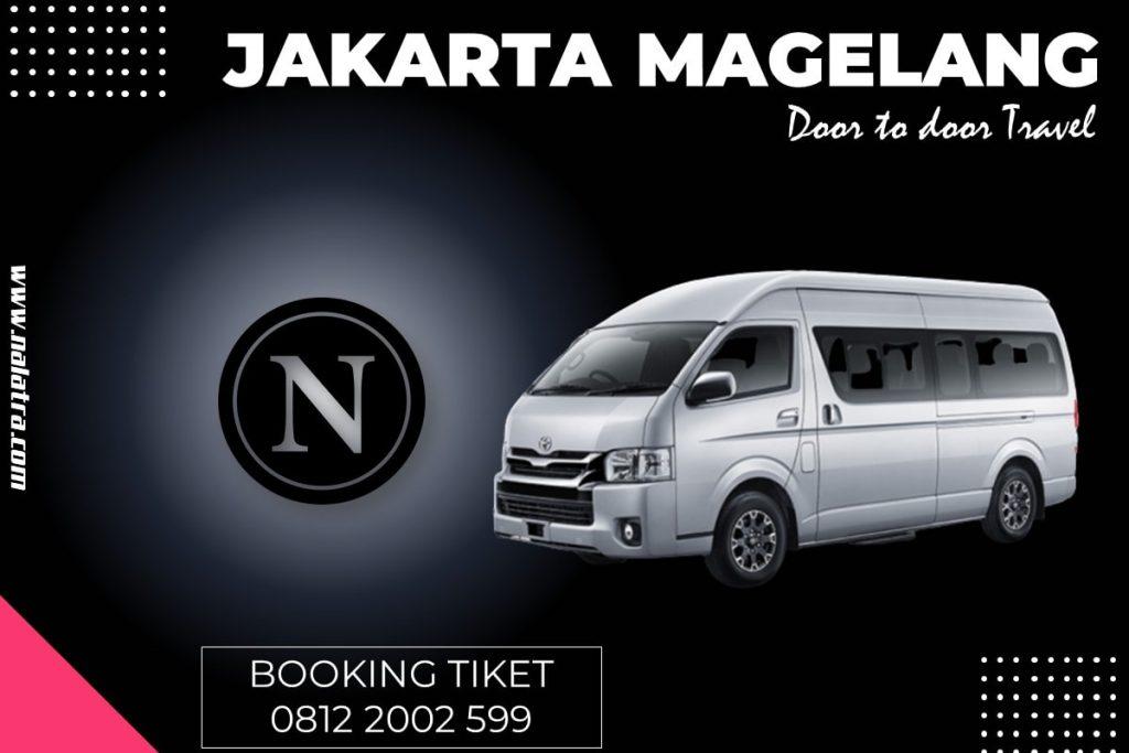 Travel Jakarta Magelang Via Tol Transjawa Booking Terbaik